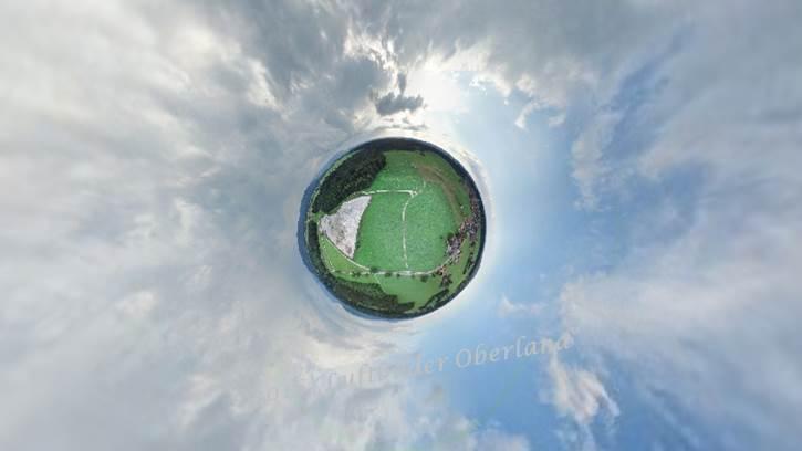 360° Panoramaaufnahme vom Schaftlacher Süden (zum Anschauen einfach draufklicken)